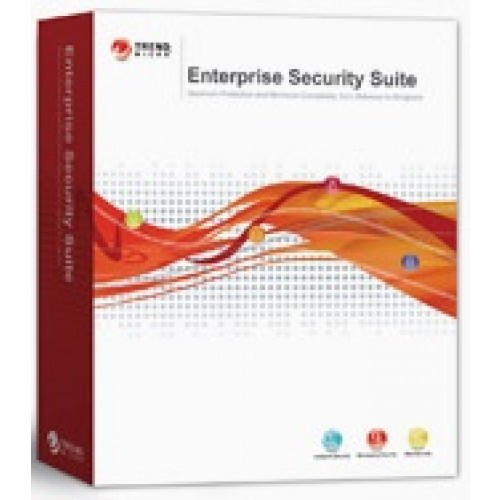 Trend Micro Enterprise Security for Endpoints - Standard for 1 Year (51-100  users, price is per us