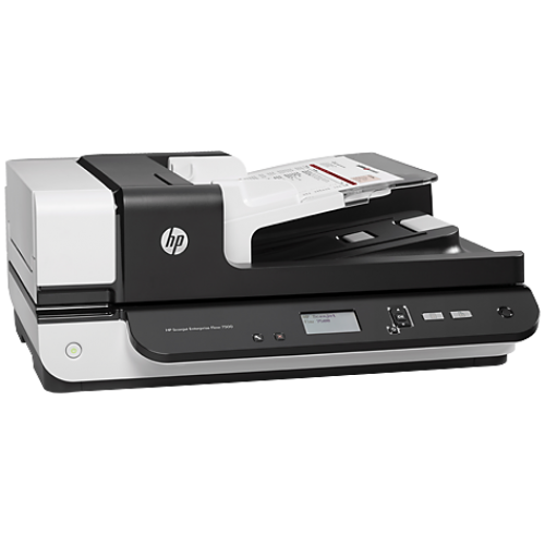 Malaysia Price HP Scanjet Enterprise Flow 7500 Flatbed Scanner ...