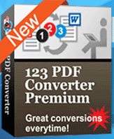 123 PDF Converter Premium Malaysia Reseller