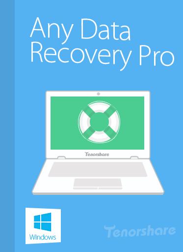 Tenorshare Any Data Recovery Pro Malaysia Reseller