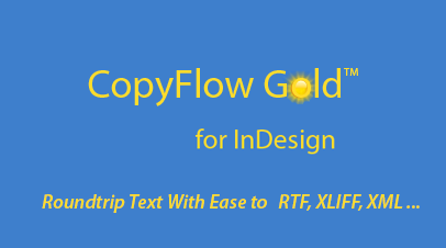 CopyFlow Gold  for InDesign Malaysia Reseller