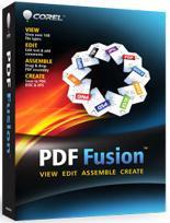 Corel PDF Fusion 1