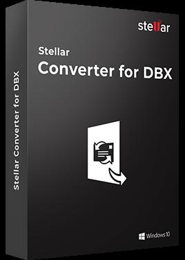Stellar DBX to PST Converter