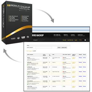 Iperius Web Console - Remote backup monitoring Malaysia Reseller