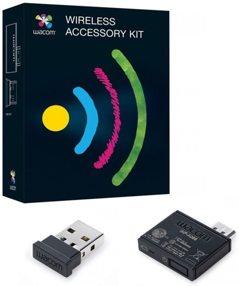 Wacom Wireless Accessory Kit  Malaysia Reseller