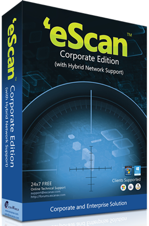 eScan Corporate Edition hybrid Malaysia Reseller