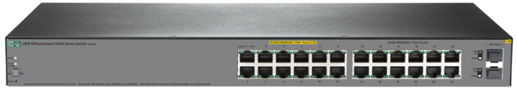 HPE OfficeConnect 1920S 24G
