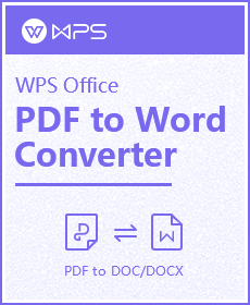 WPS PDF to Word Converter Malaysia Reseller