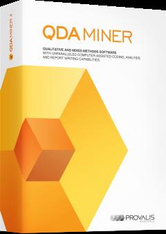 Provalis QDA Miner Malaysia Reseller