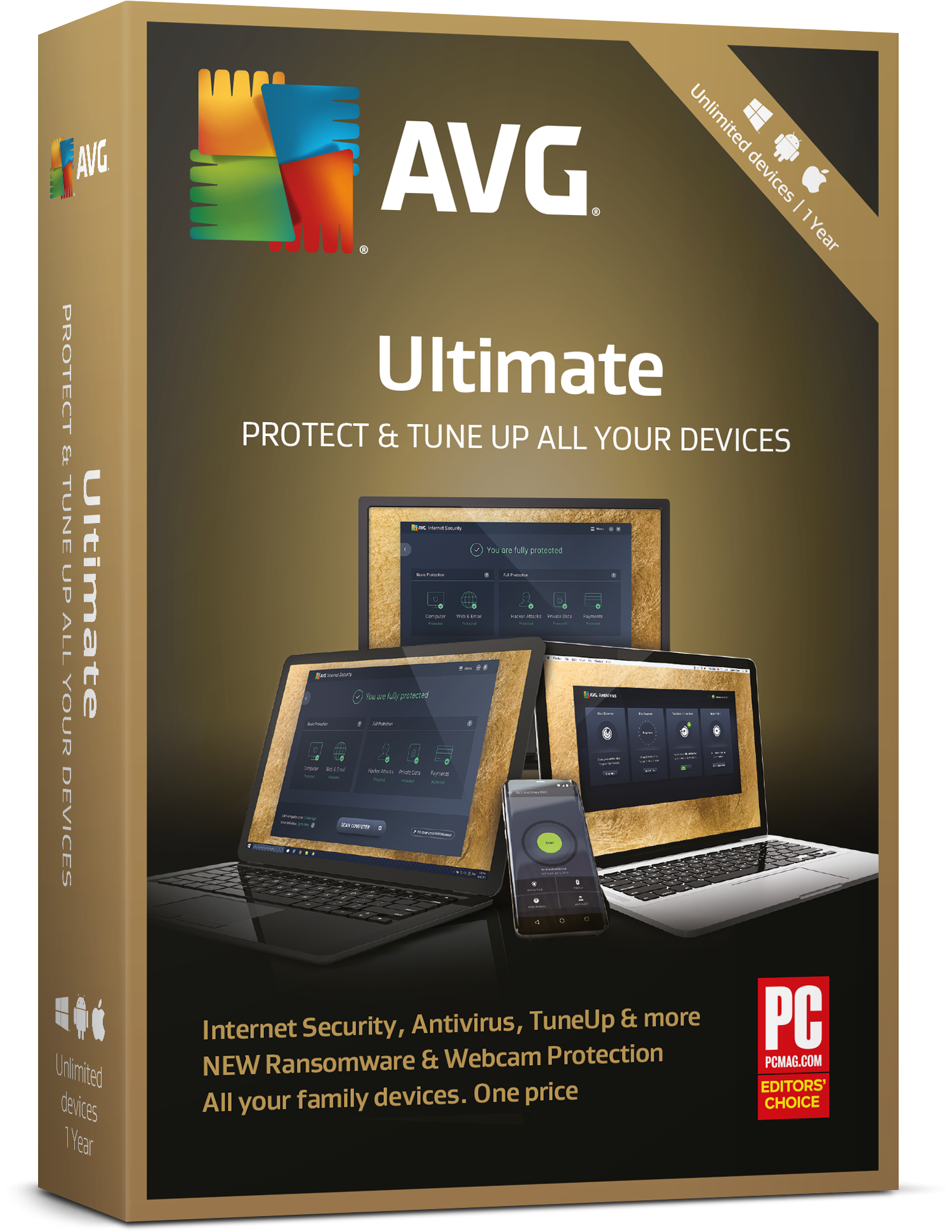 AVG Ultimate Multiple devices Malaysia Reseller