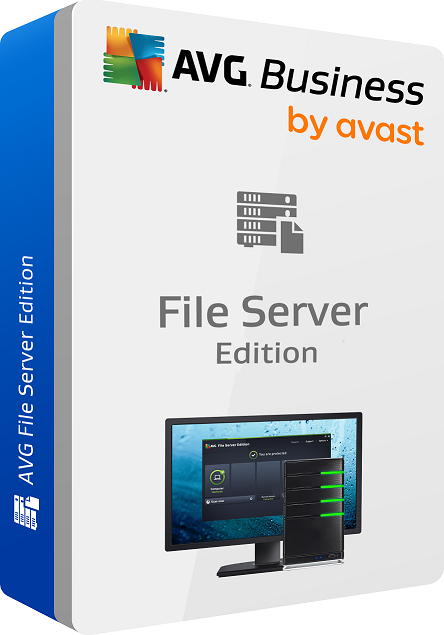 AVG File Server Edition 2 connections 1-year