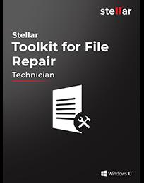 Stellar File Repair Toolkit Malaysia Reseller