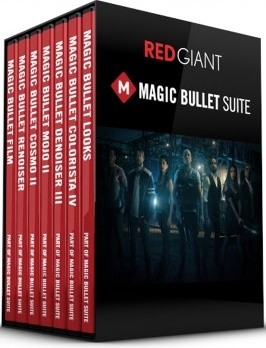 Red Giant Magic Bullet Suite Malaysia Reseller