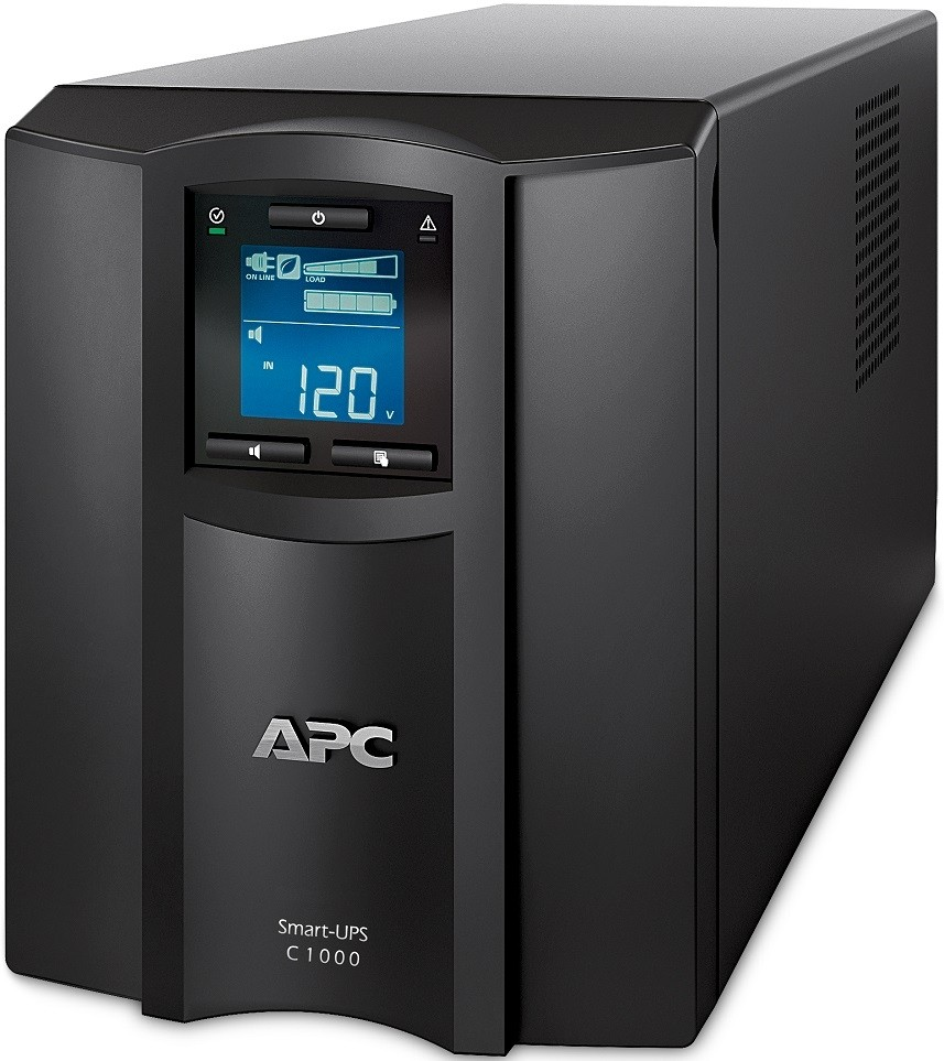 APC Smart-UPS C 1000VA LCD  with SmartConnect - SMC1000IC