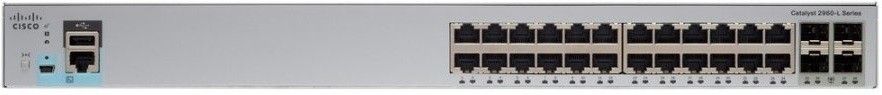Cisco Catalyst 2960L-24TS-LL Switch  Malaysia Reseller