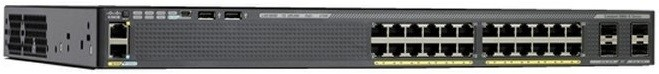 Cisco Catalyst 2960X-24TD-L Switch  Malaysia Reseller