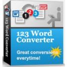 123 Word Converter