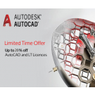 Autodesk AutoCAD Flash Sale