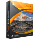 ActCAD Rail Road Sections price Reseller Malaysia