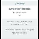 Cerberus FTP Server Standard
