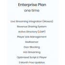 Enterprise Plan