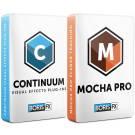 Continuum and Mocha Pro Bundle