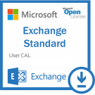 Microsoft Exchange Standard CAL SNGL OLP NL UsrCAL