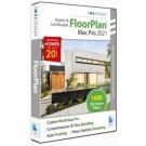 FloorPlan 2021 Home & Landscape Pro