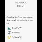 GEOSLOPE GeoStudio CORE