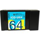 ICD-U64 In-Circuit Programmer/Debugger