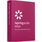 iSpring Suite Max, 1-year Subscription