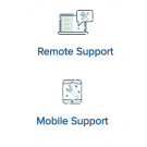 LogMeIn Rescue Remote Support with Mobile Support Upgrade