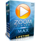 Zoom Player MAX LIFETIME