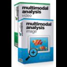 Multimodal Analysis Video & Image Software Bundle