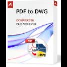 PDF to DWG Converter Pro