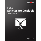 Stellar PST Splitter , Splitter for Outlook Malaysia Reseller