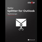 Stellar PST Splitter , Splitter for Outlook Malaysia Reseller