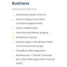 RunCloud Business