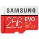 Samsung EVO Plus microSD Memory Card 256GB