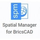 Spatial Manager for BricsCAD Professional