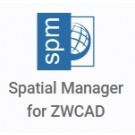 Spatial Manager for ZWCAD, Standard Edition Malaysia