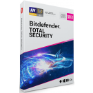 Bitdefender Total Security   Malaysia Reseller