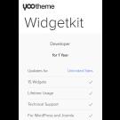 YOOtheme Widgetkit Developer,