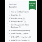 Zoom Education Plan
