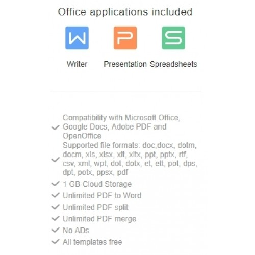 Malaysia Price Kingsoft WPS Office Malaysia Reseller Buy