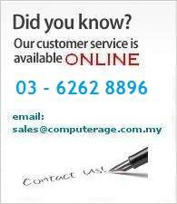 Our customer service is available online. Click and contact us here.